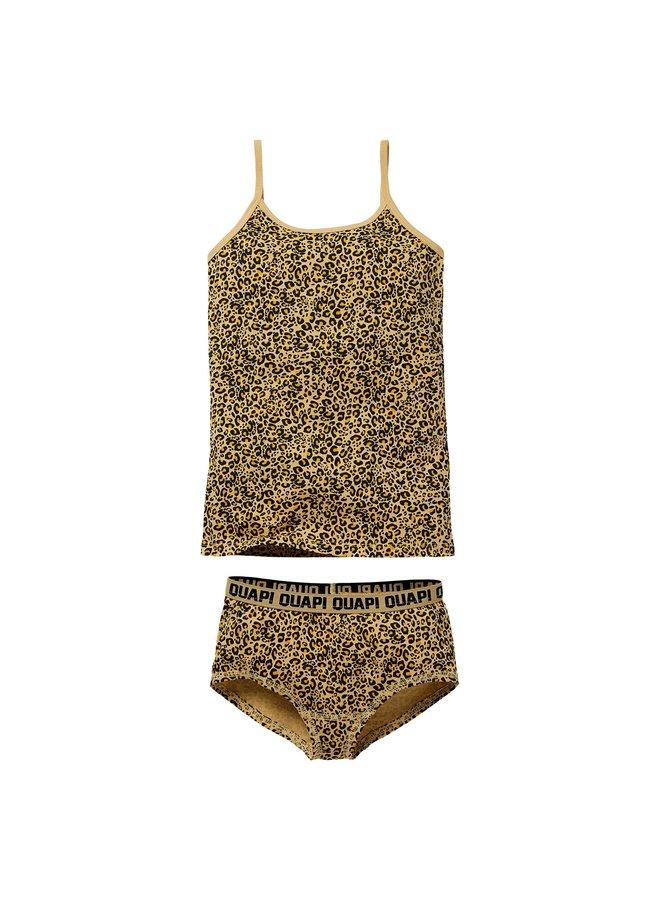 Pip - AOP Sand Leopard