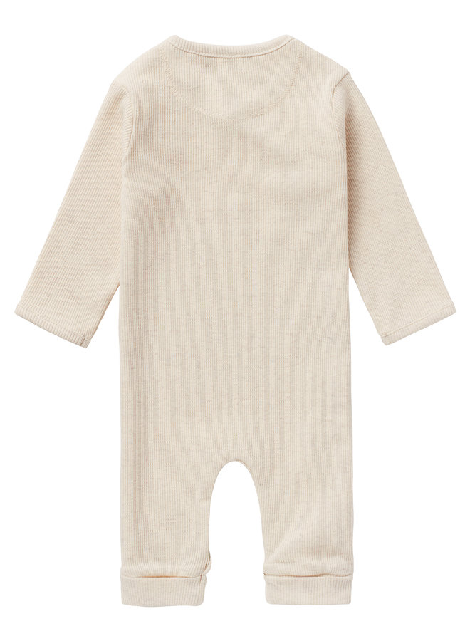 Noppies - Playsuit Nevis - Oatmeal