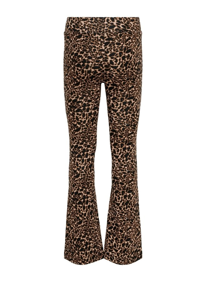Kids Only - Paige Flared Pant AOP - Ginger Root