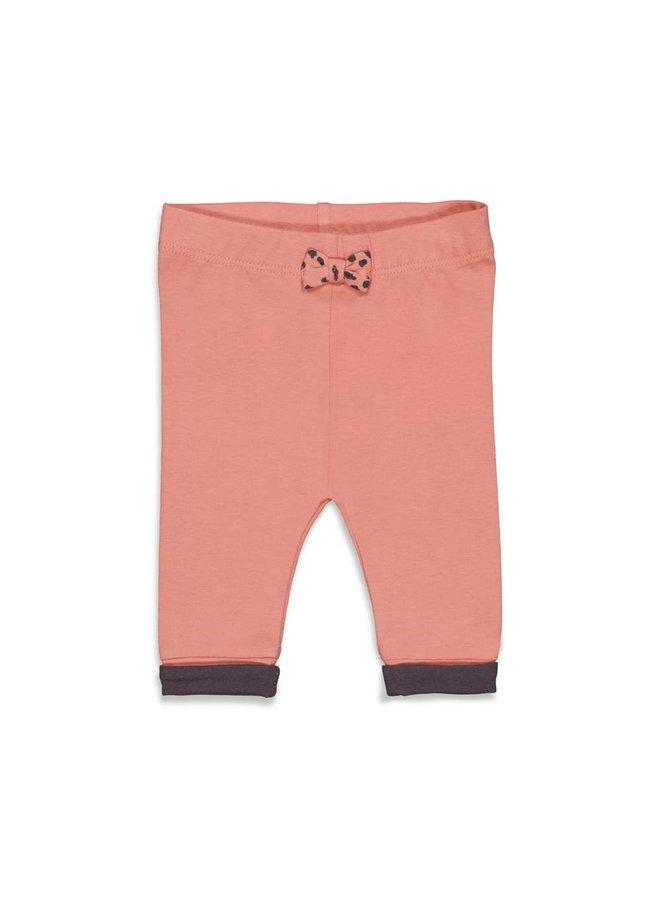 Legging - Full Of Love - Terra Pink
