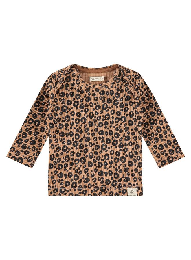 Baby T-shirt Long Sleeve - Powder