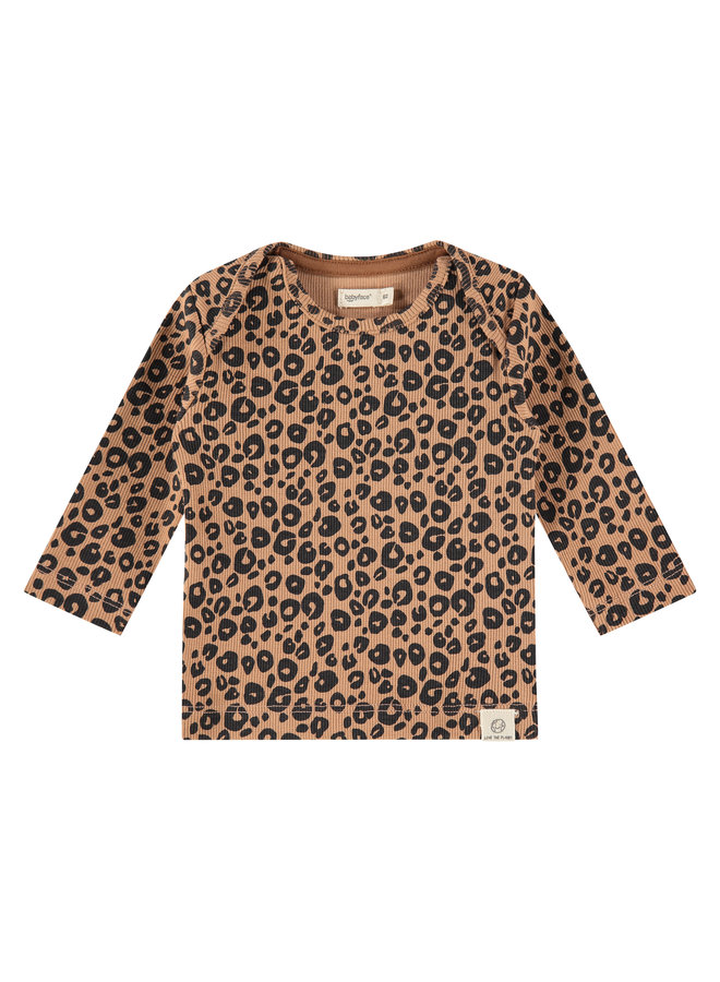 Babyface - Baby T-shirt Long Sleeve - Powder