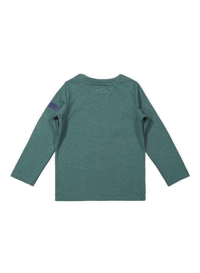 Koko Noko - Boys - T-shirt ls - Green