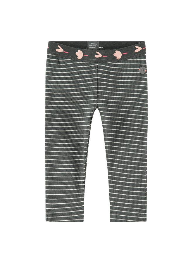 Girls Legging Stripe - Antra