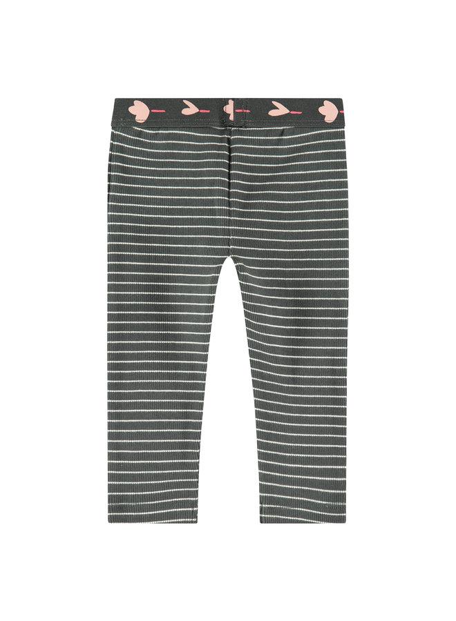 Babyface - Girls Legging Stripe - Antra