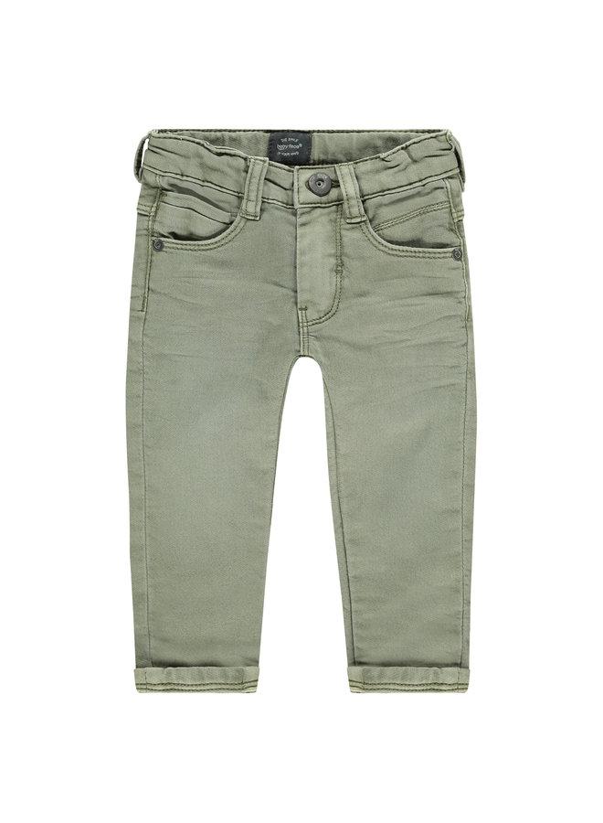 Boys Pants - Faded Green