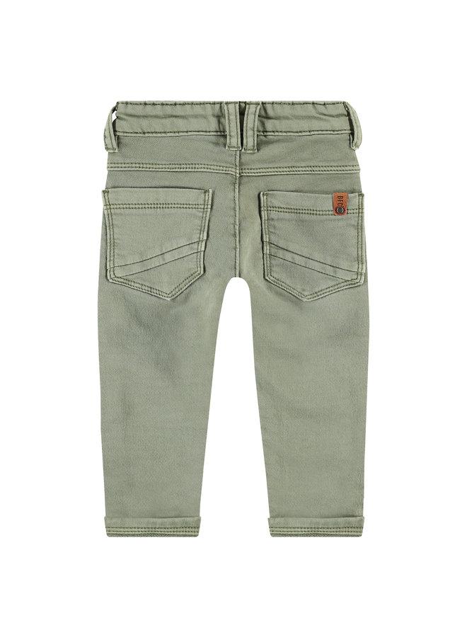 Babyface - Boys Pants - Faded Green