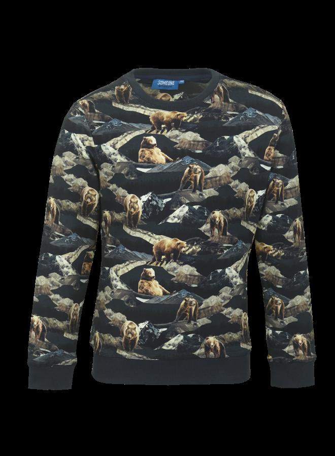 Hike - Sweater - Navy