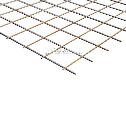 Bouwstaalmat PS188a Ø6-150 2 x 3 meter