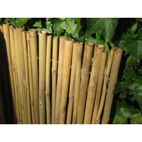 Bamboemat Dalian Naturel op rol H180 x L180 cm