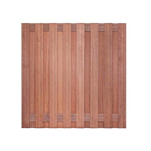 Hardhouten tuinscherm Kampen 180 x 180 cm