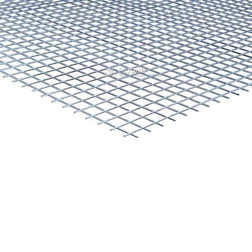 Staalmat PS252a Ø4-50 2 x 3 Gegalvaniseerd