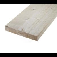 Nieuwe steigerplank - ca. 3 x 20 x 500 cm