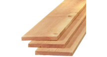 Lariks Douglas plank / steigerplank 3 x 20 cm x 500 cm