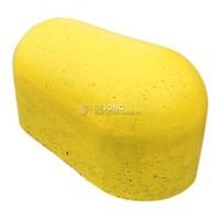 Jumboblok beton H45 x L90 x B48 cm - Geel