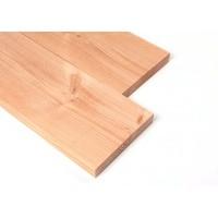 Lariks Douglas plank / steigerplank 3 x 20 cm
