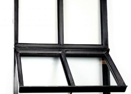 Stalen deuren en ramen