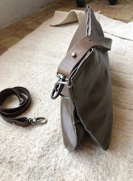 Ellen Truijen saddle basic liver