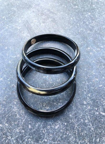 Artisan armband hoorn