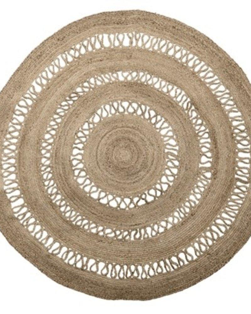 bloomingville rug jute