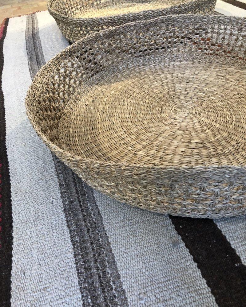 bloomingville basket rond