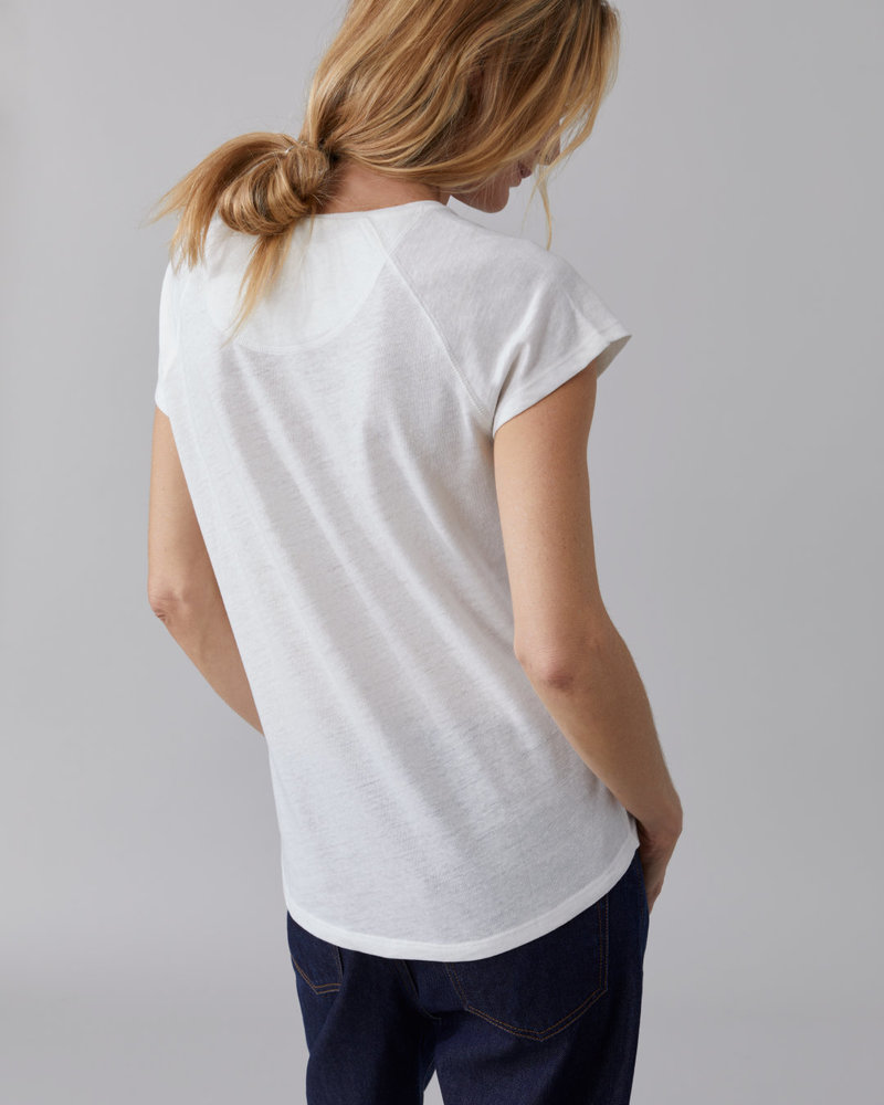 Closed short sleeves