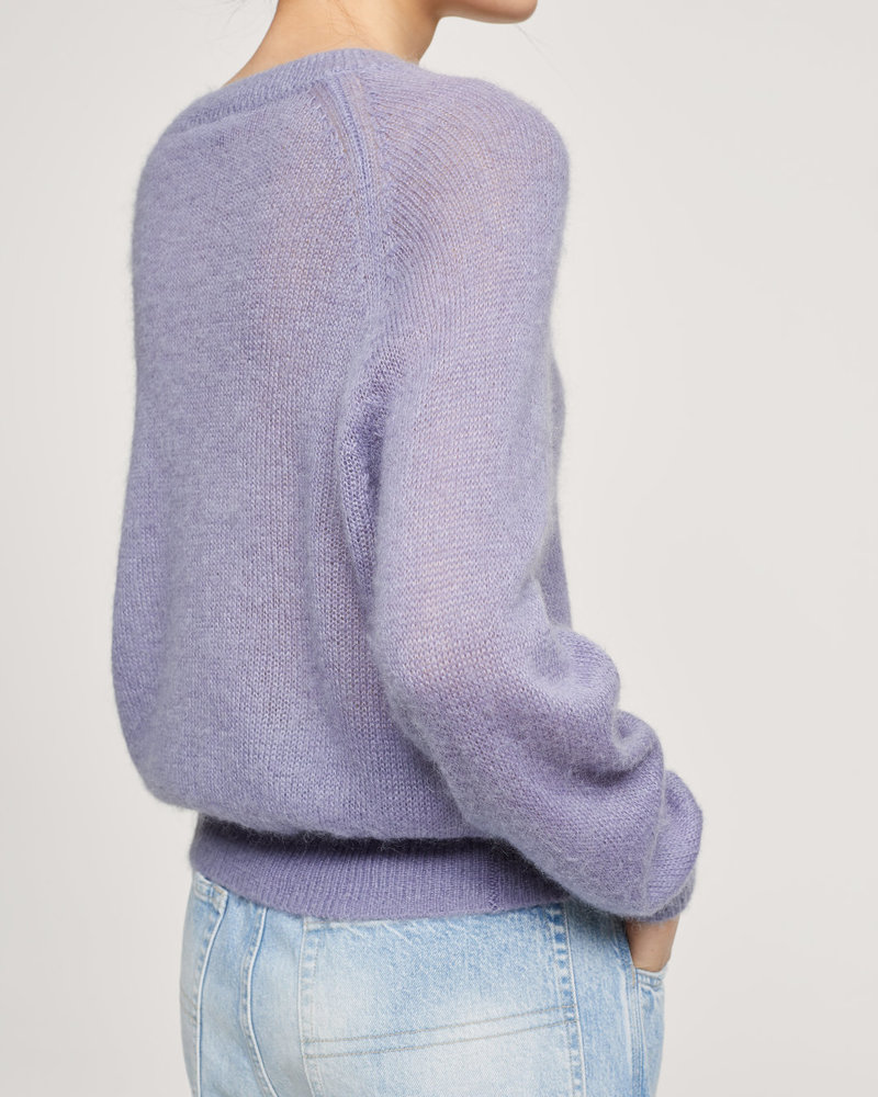 Closed Knit violet