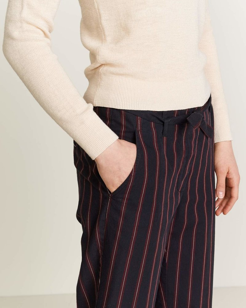 Bellerose pant with stripe