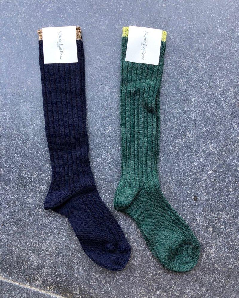 Maria La Rosa socks