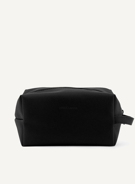 Monk & Anna toilet bag black