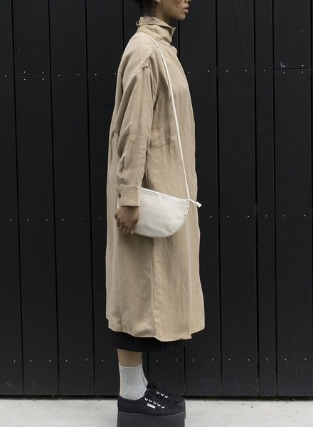 Monk & Anna half moon bag