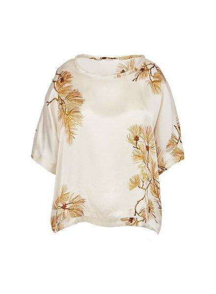 Pomandere print shirt 9284