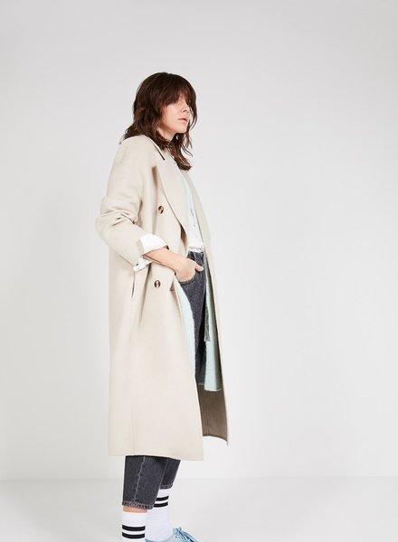 American Vintage jas dado greige