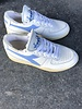 Diadora basket row cut white/vista blue