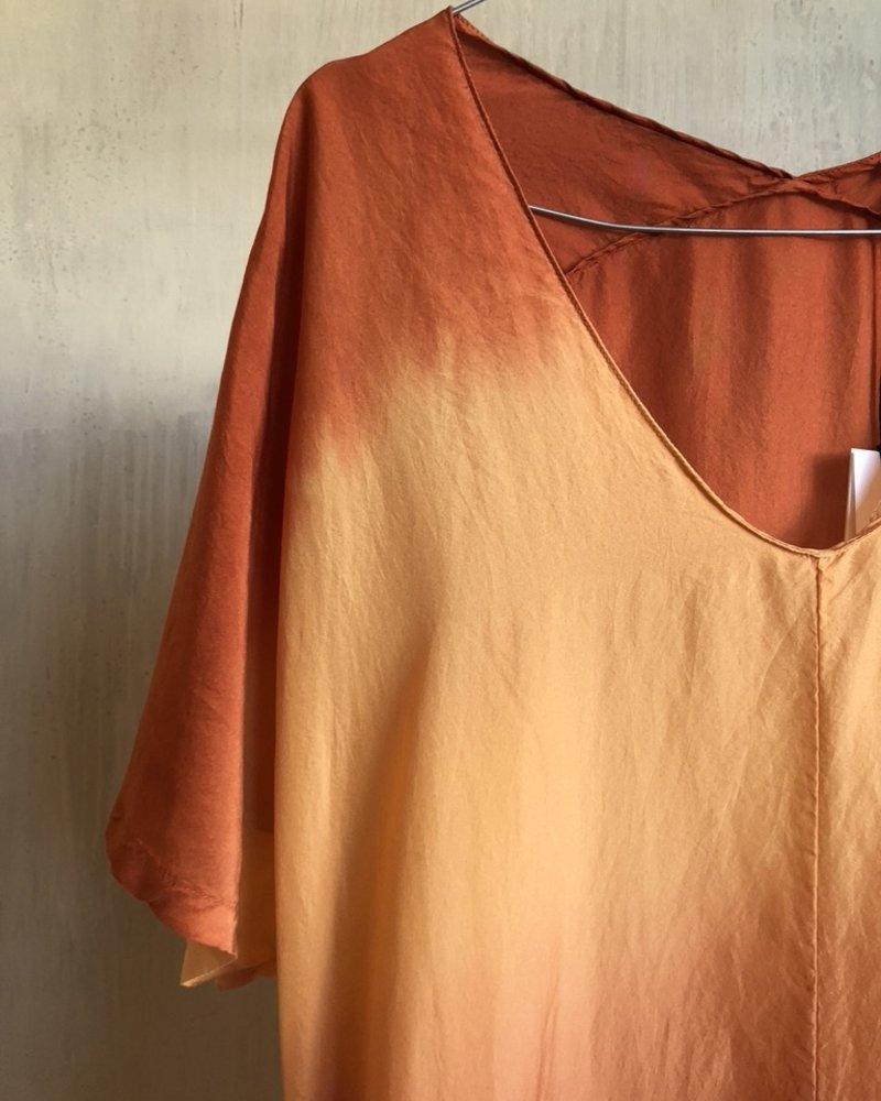 Pomandere dress degradé 3195