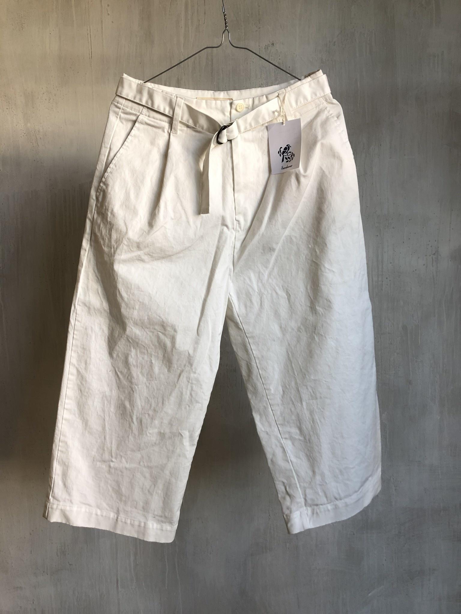 pant white-2