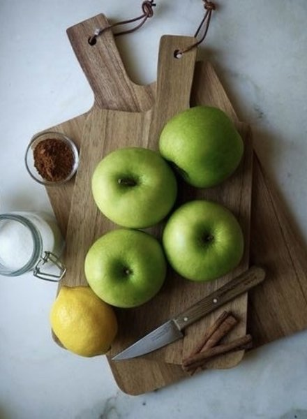 House Doctor cutting board walnut