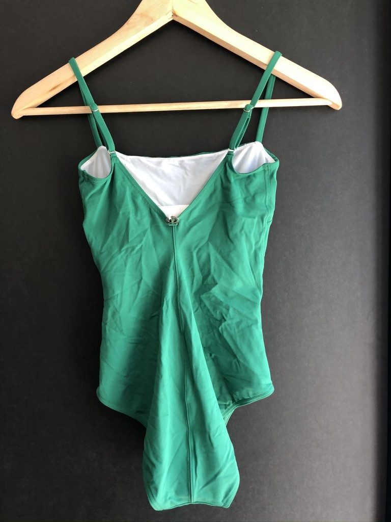 ballerina green - size 36-2