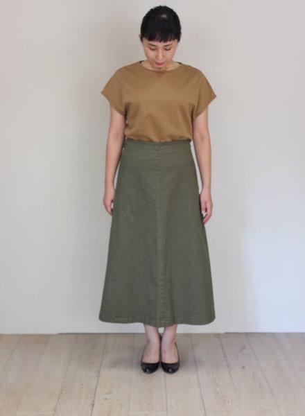 Sarahwear skirt kaki