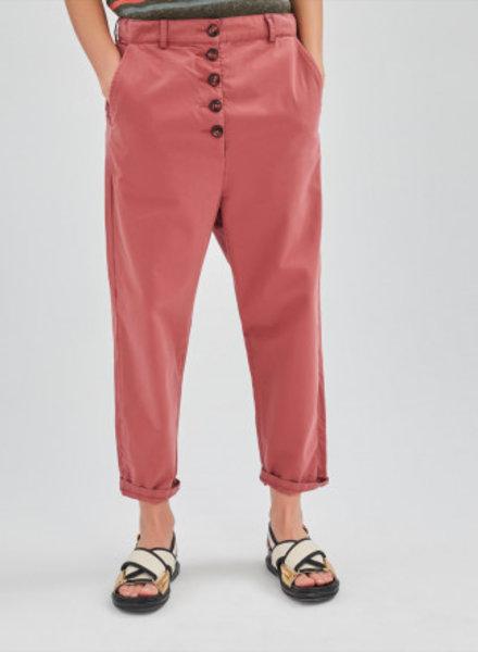 Chloe Stora phoebus broek roze
