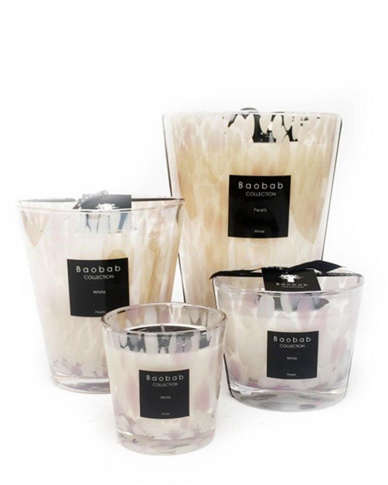 Baobab white pearls
