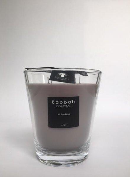 Baobab white rhino