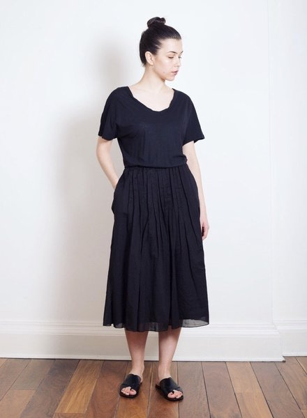 Pomandere dress black