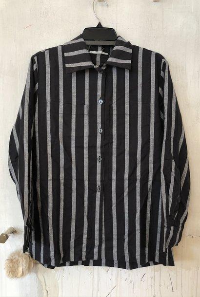 paula pjama vest streep