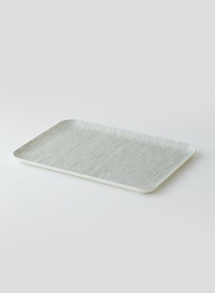 Fog linen tray large