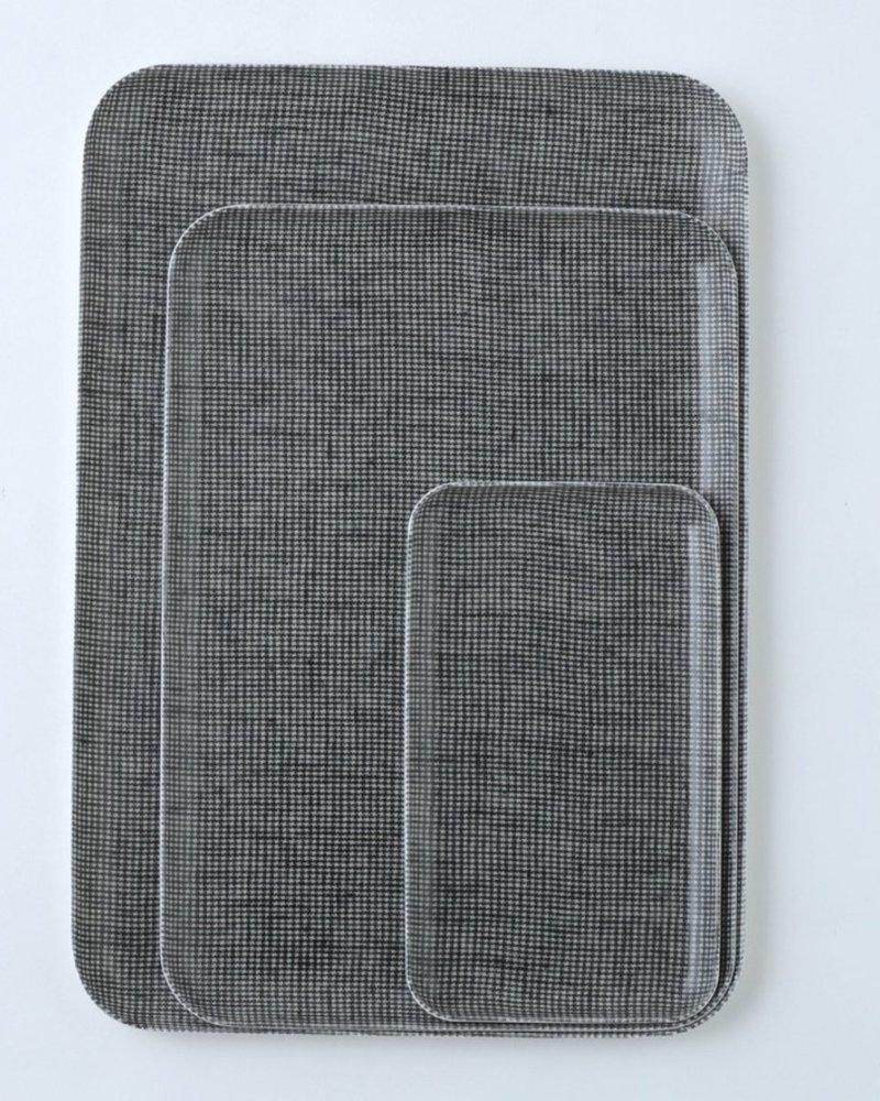 Fog linen tray large