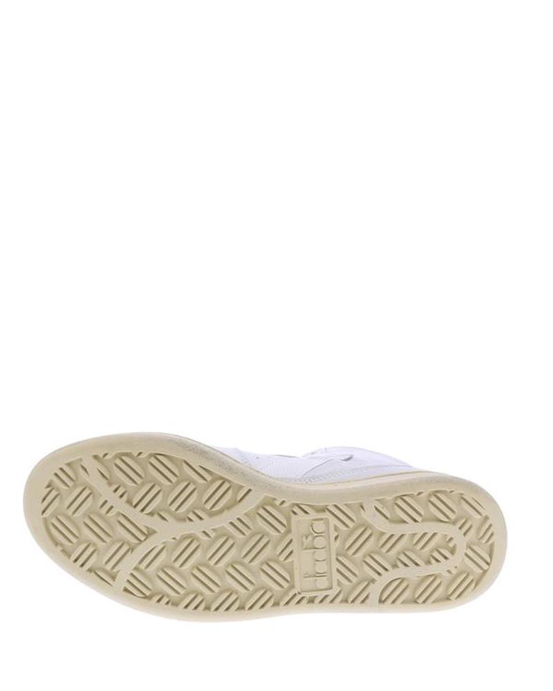 Diadora mi basket used white/white