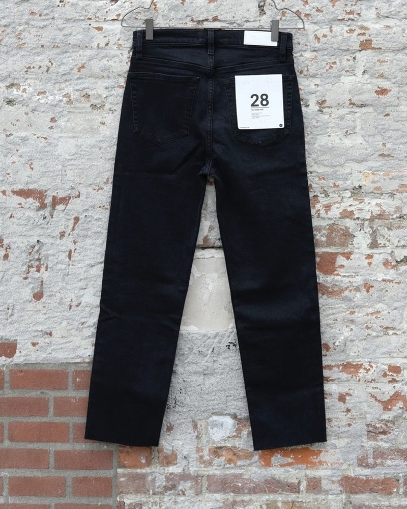 Re/Done high rise stovepipe black