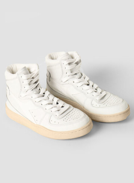 Diadora mi basket used white/white