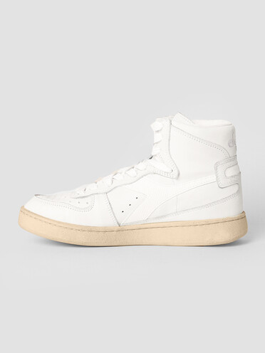 mi basket used white/white-3
